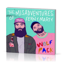 THE MISADVENTURES OF FERN & MARTY - CD