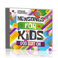 Newsongs For Kids - [CD] God Suit on
