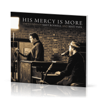 His Mercy Is More - [CD, 2019] Live